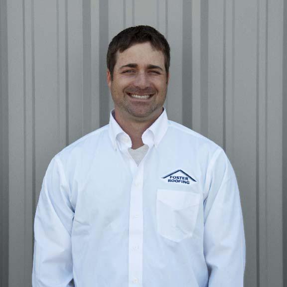 Preston McGinnis | Foster Roofing Team Member